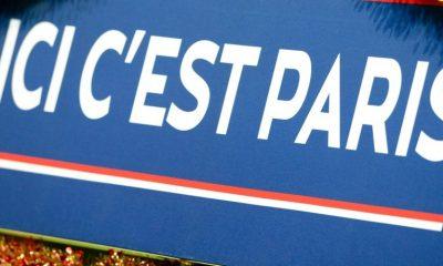 """Le Paris Saint Germain gagne l'affaire du slogan """"Ici c'est Paris"""""""