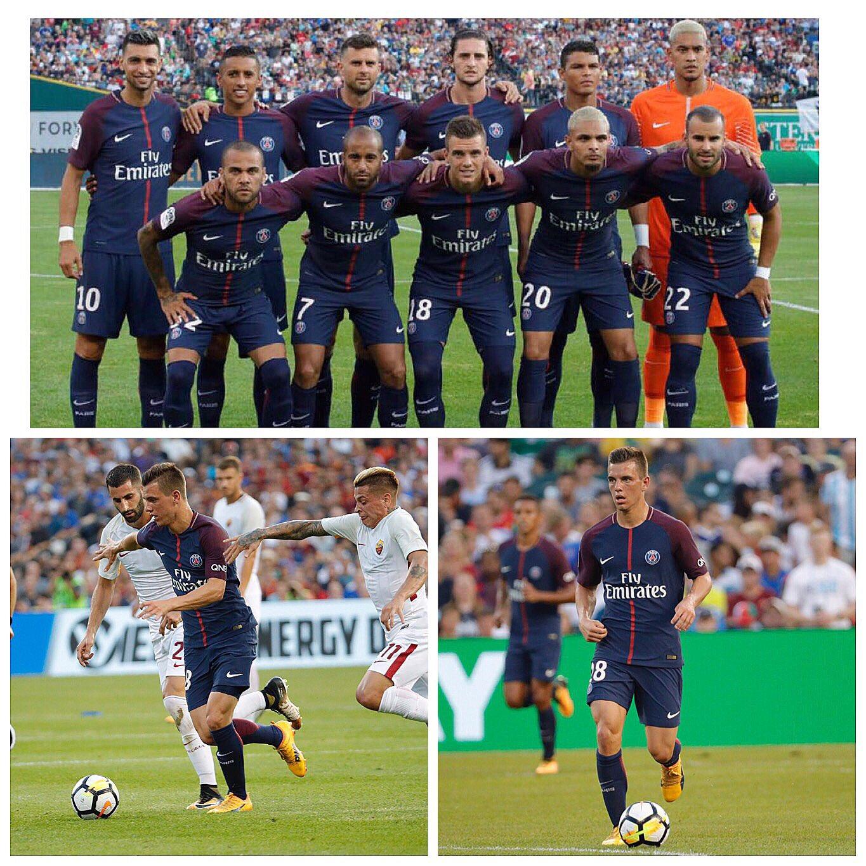 Les images du PSG ce jeudi : le retour du match !