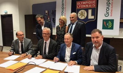 Ligue 1 - L'OL passe au naming pour son stade, il y a bien qu'un seul Parc en France