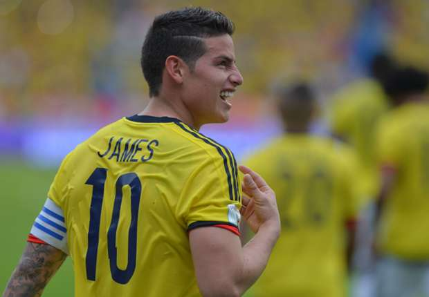 Mercato - James Rodriguez est prêté par le Real Madrid au Bayern Munich, c'est officiel !