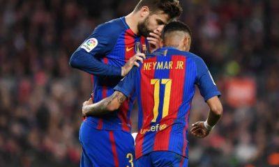 """Mercato - Piqué """"Neymar, que veut-il? Plus d'argent ou plus de titres?"""""""