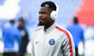 Mercato - Serge Aurier, cible de Manchester United et l'Inter de Milan, attend son procès