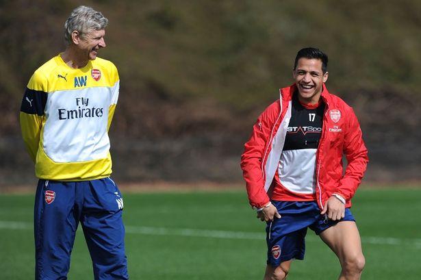 Mercato - Wenger Un jour, Alexis Sanchez partira et Arsenal continuera à vivre