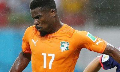 """Serge Aurier ne peut pas être capitaine, car ce """"n'est pas un exemple"""", lance un coéquipier ivoirien"""