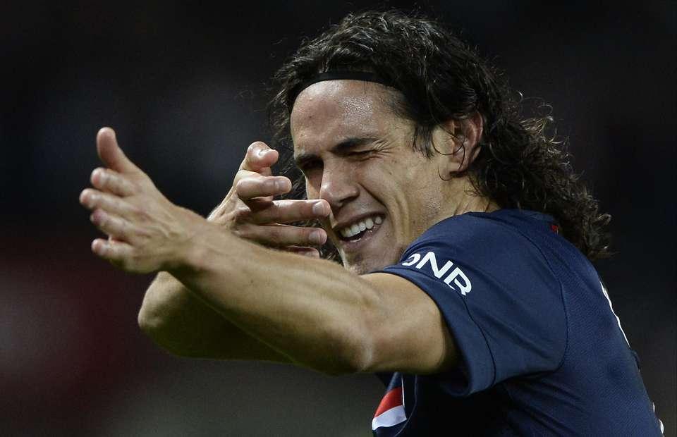 Canal+ a choisi Edinson Cavani pour sa publicité sur la Ligue 1