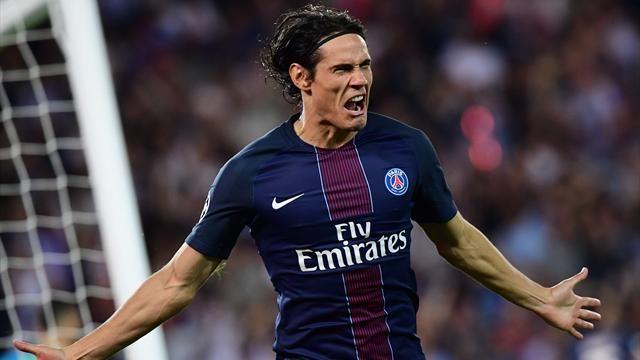 PSG/Amiens SC (2-0) - les notes des Parisiens : Cavani décisif, Daniel Alves infatigable