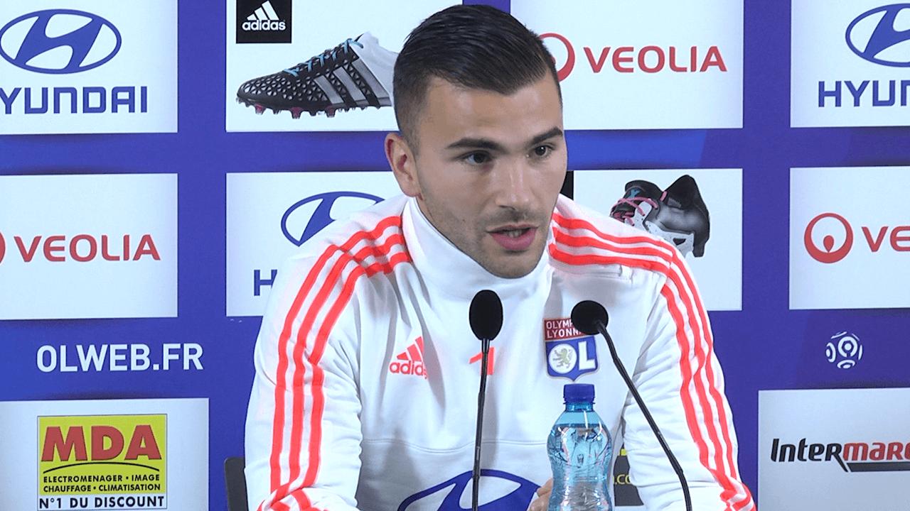 """Ligue 1 - Lopes """"Rien n'est écrit, on verra à la fin"""""""