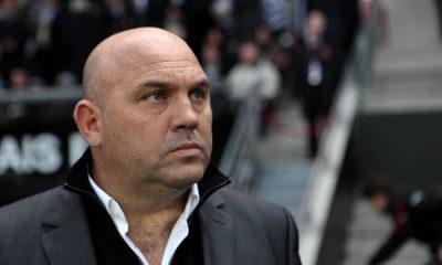 """Antonetti """"On ne met pas trois défensifs pour jouer Amiens au Parc"""""""