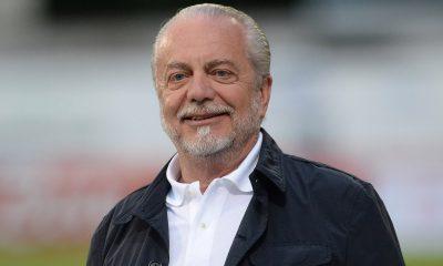 """De Laurentiis """"Pepe Reina ? Le PSG nous a offert 5M€+2, j'ai dit merci et au revoir"""""""