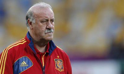 """Del Bosque """"Neymar ? Un joueur souvent capricieux...Le Barça peut devenir une meilleure équipe"""""""