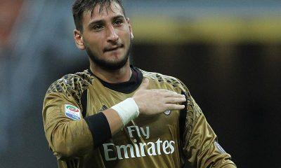 """Donnarumma """"Le PSG ? Dans mon esprit il n'y avait que Milan"""""""