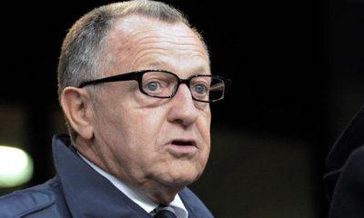"""Jean-Michel Aulas """"ne regrette pas"""" sa moquerie sur le mercato dépensier du PSG"""