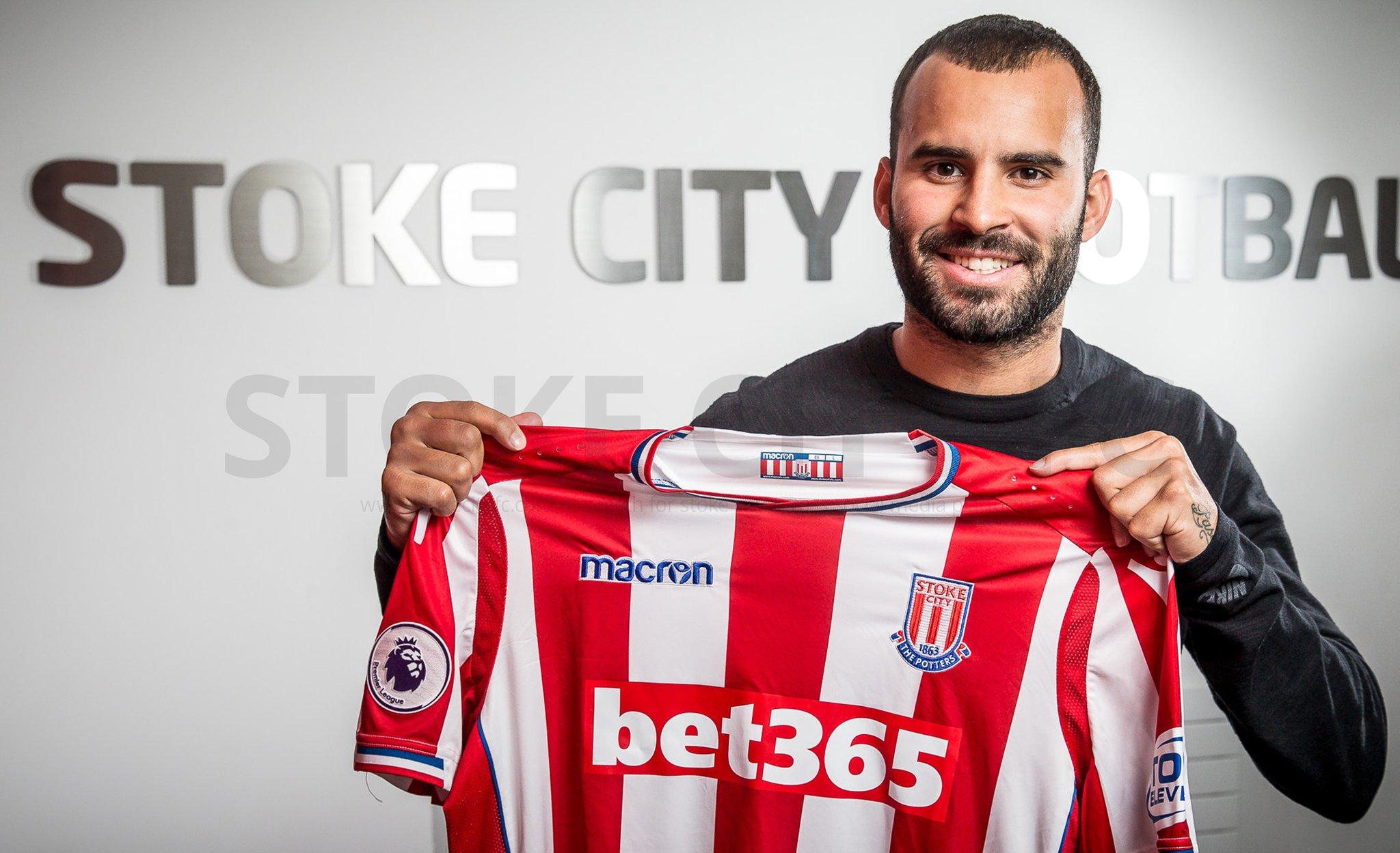 Jesé Rodriguez est prêté par le PSG à Stoke City pour une saison, c'est officiel !