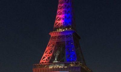 Le PSG a fait une grosse dépense pour illuminer la Tour Eiffel en l'honneur de Neymar
