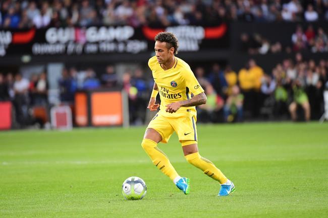 Neymar Je n'ai pas menti, ma décision a été prise 2 jours avant ma présentation