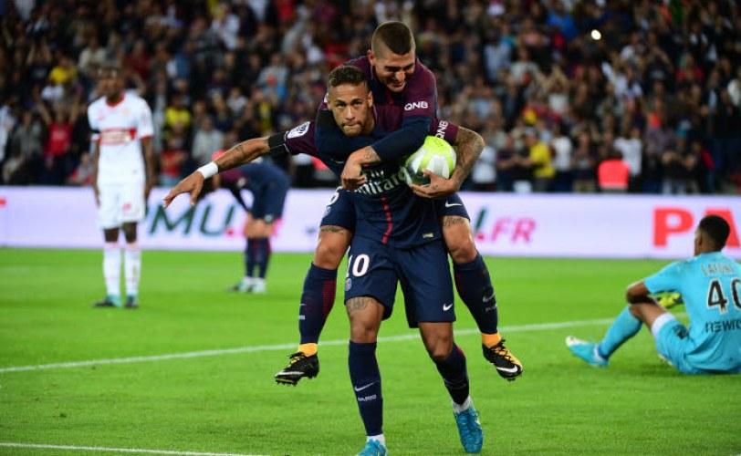 Neymar Je suis comme à la maison...On peut faire encore mieux