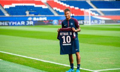 Guingamp/PSG - Le groupe parisien : Neymar pour la première fois, Draxler au repos
