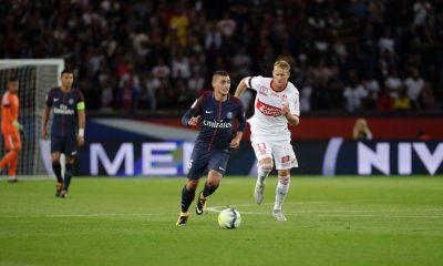 """PSG/TFC - Marco Verratti """"Des fois on rate et aujourd'hui l'arbitre a raté"""""""