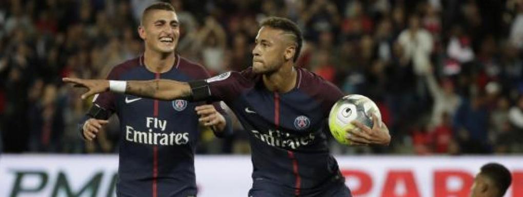 PSGToulouse - Les notes Neymar brille pour sa première au Parc des Princes