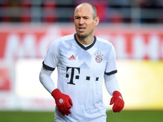 Robben Mbappé est un grand joueur, avec un grand avenir pour lui