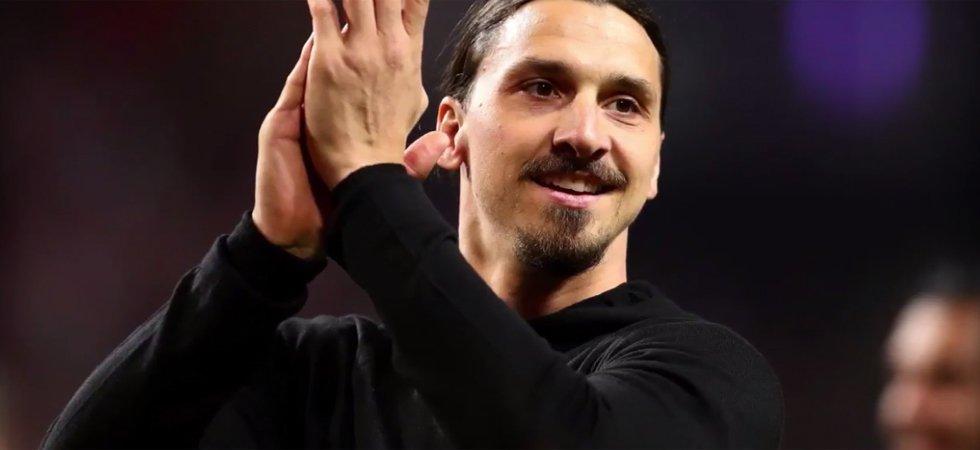 Zlatan proche de l'OM « c'est totalement faux » selon Mino Raiola