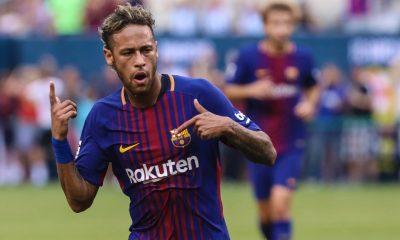 """Neymar au PSG, La LFP """"ne comprend pas"""" le refus de la Ligue espagnole et """"soutient"""" Paris"""