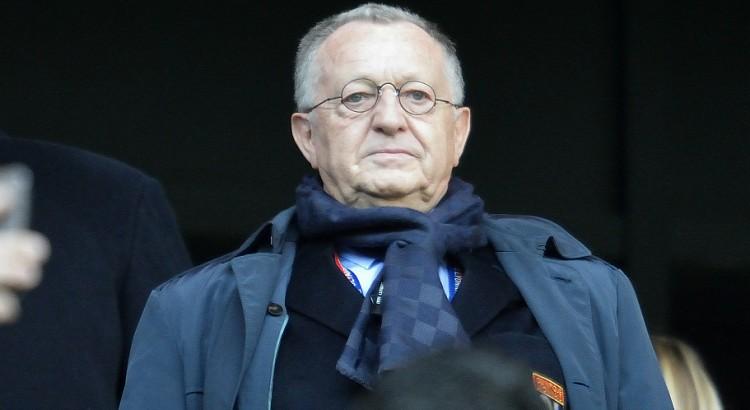 """Jean-Michel Aulas affirme qu'il y a une envie """"d'en découdre"""" avec le PSG à l'ECA"""