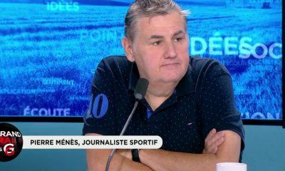 """Ménès """"Le club de la capitale a manqué Dembélé il y a un an, il ne pouvait pas passer à côté de Mbappé"""""""