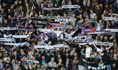 Les supporters d'Amiens vont commencer la fête ce samedi