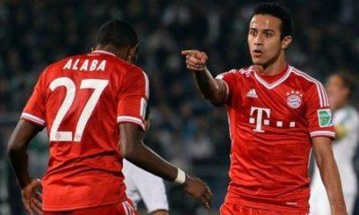 PSG/Bayern - David Alaba et Thiago Alcantara finalement disponibles, Tom Starke inscrit au dernier moment