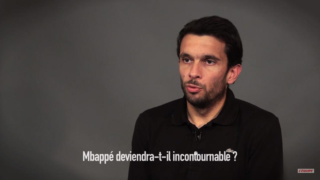 """Degorre : Mbappé """"il a cette forme de maturité assez extraordinaire"""""""