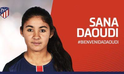 Féminines - Sana Daoudi quitte le PSG pour signer en prêt à l'Atlético de Madrid