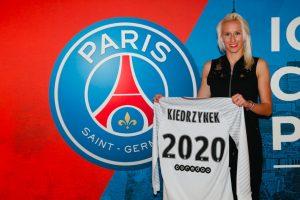 Katarzyna Kiedrzynek prolonge au PSG jusqu'en 2020, c'est officiel !