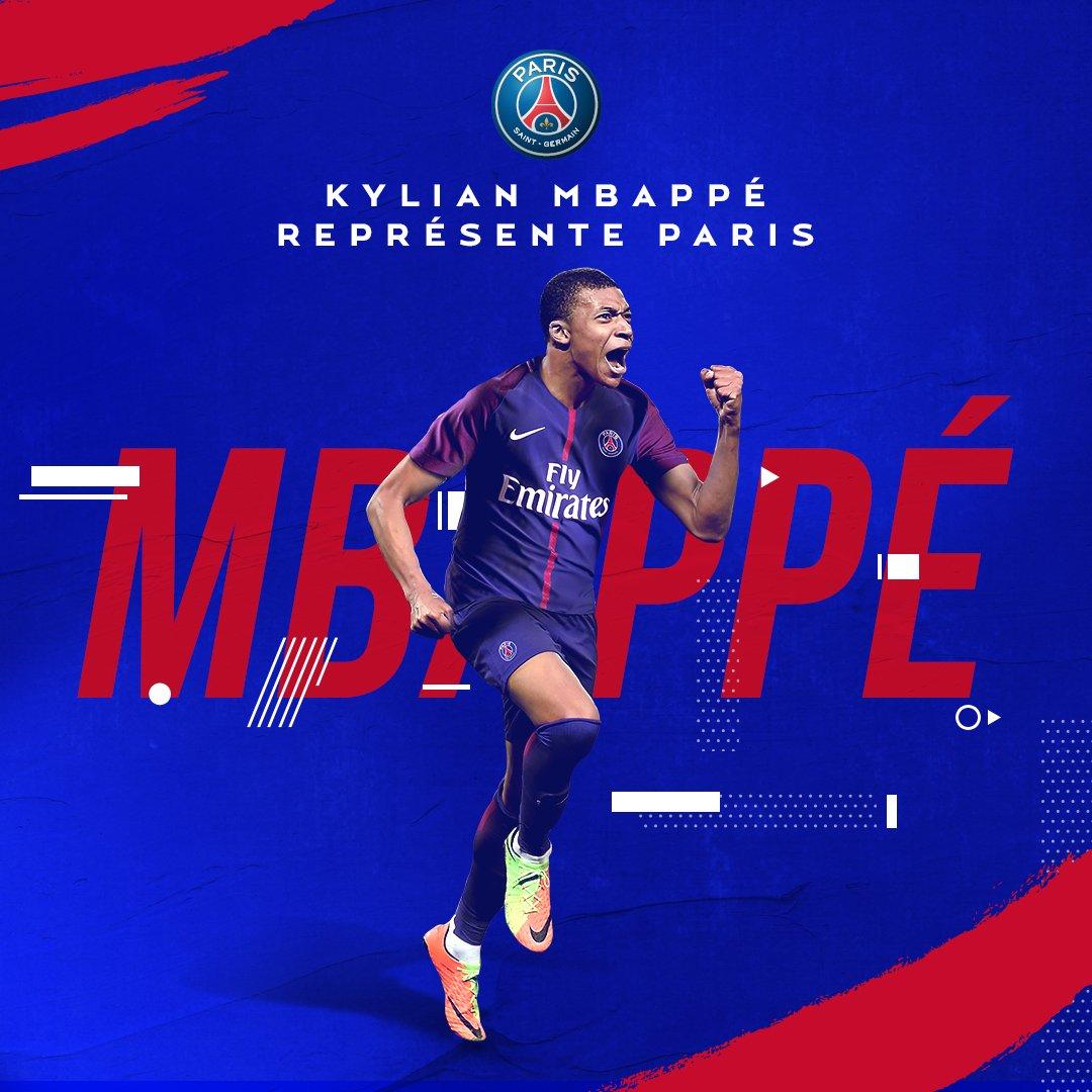 Kylian Mbappé sera présenté en conférence de presse mardi à 16h