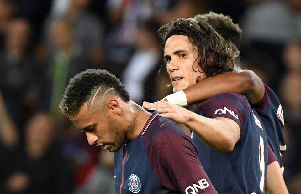 L'AFP se corrige, les propos de Cavani à propos de la tension avec Neymar ne dataient pas d'hier