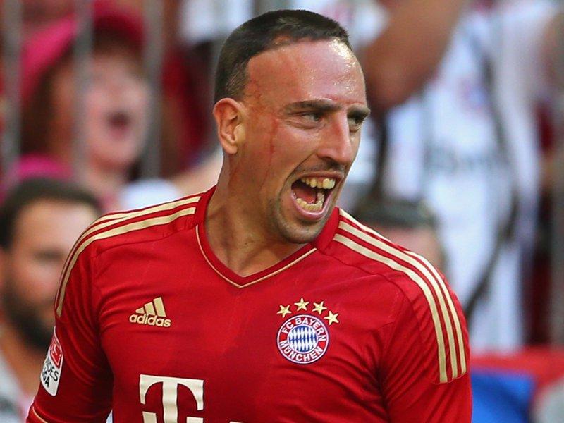 LDC - Ribéry Nous sommes le Bayern, nous ne craignons personne