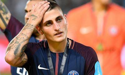 L'Equipe se plaint du rouge d'Assou-Ekotto, mais trouve logique celui de Verratti contre Toulouse