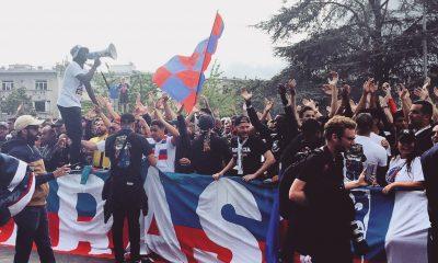 Discussion entre le CUP et le PSG pour une tribune sans siège au Parc des Princes, selon SFR Sport