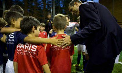 """Le PSG inaugure son Academy à Lisbonne, Pauleta est """"très heureux"""""""