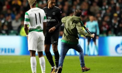 Le supporter qui a tenté de frapper Mbappé est déjà interdit de stade avant le jugement définitif