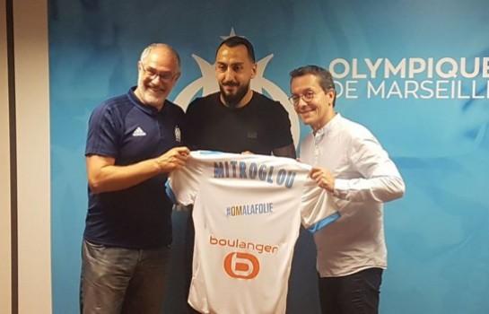 """Ligue 1 - Mitroglou """"Neymar ? C'est une des raisons pour lesquelles j'ai rejoint Marseille"""""""