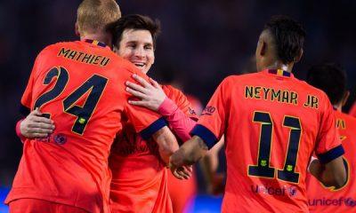 """Mathieu """"Selon moi, Neymar a quitté le Barça parce qu'il était dans l'ombre de Messi"""""""