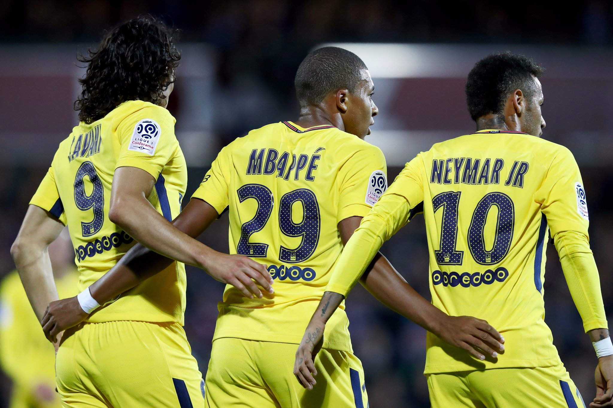 """Mbappé """"J'ai toujours voulu jouer avec des grands joueurs, je suis avec ce qui se fait de mieux"""""""