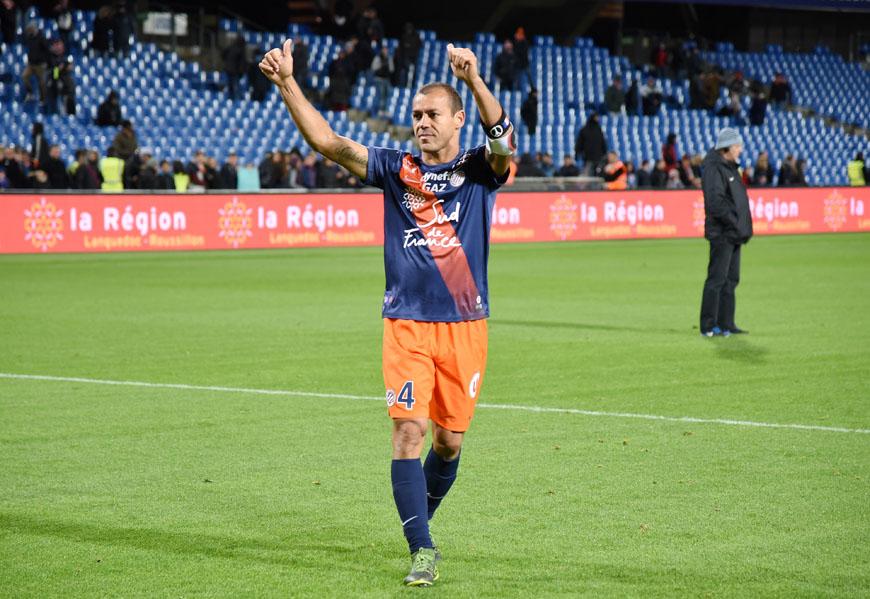 MontpellierPSG - Hilton et Congré se réjouissent de la performance contre le PSG