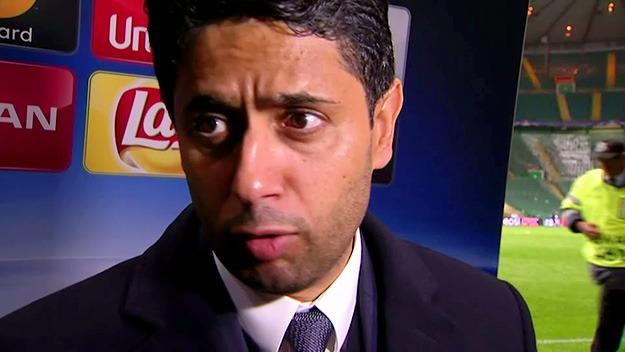 """Al-Khelaïfi """"magnifique de débuter la Ligue des Champions de cette manière"""""""