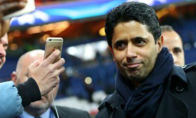 """Nasser Al-Khelaïfi """"J'étais aux USA la semaine dernière et j'ai vu des maillots du PSG partout"""""""