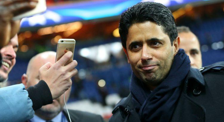 Nasser Al-Khelaïfi J'étais aux USA la semaine dernière et j'ai vu des maillots du PSG partout