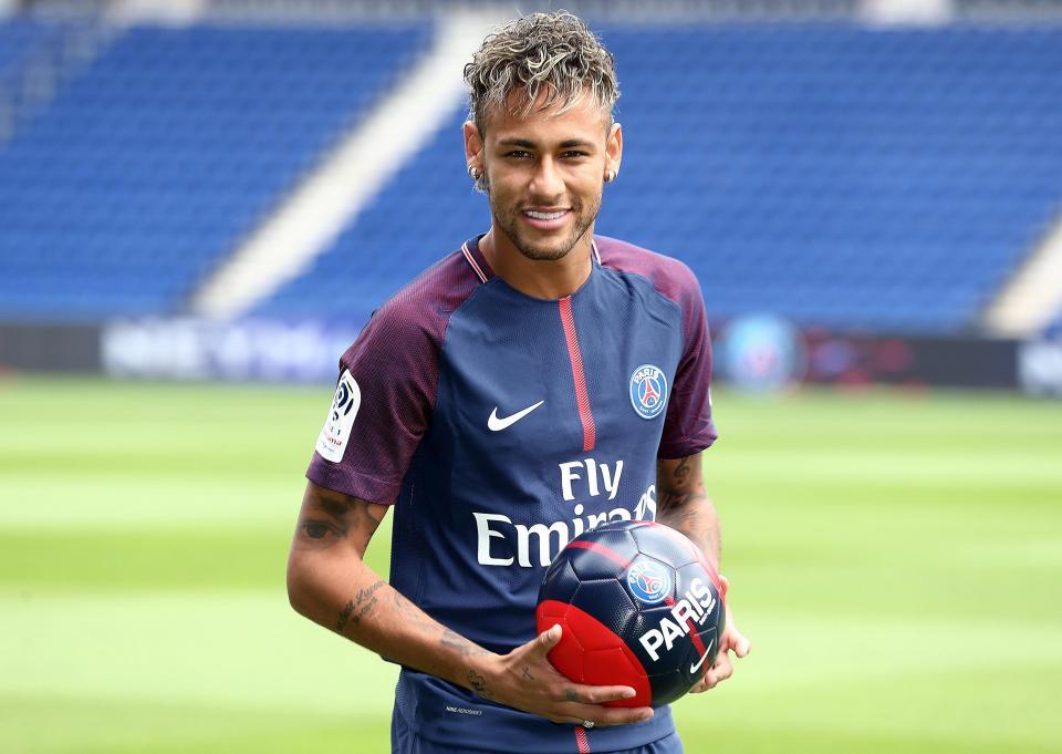 Neymar parmi les 3 finalistes du The Best de la FIFA 2017