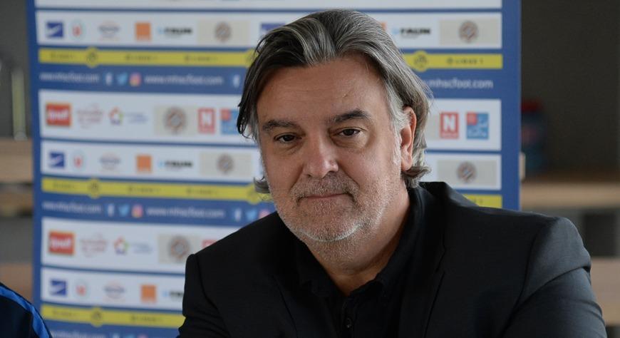 Nicollin explique que Montpellier n'est pas partenaire, mais prioritaire pour des prêts du PSG