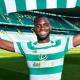 """Odsonne Edouard """"applaudi"""" par tous après son premier match avec le Celtic"""